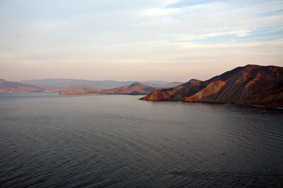 Крым, Орджо - утреннее восхождение на Васюковку (6)