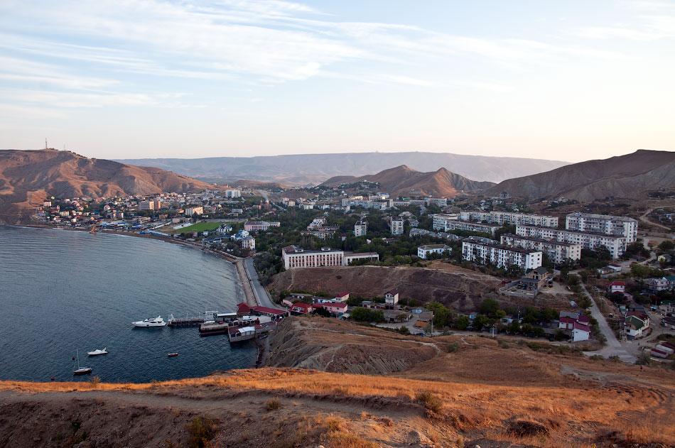 Крым, Орджо - утреннее восхождение на Васюковку (9)