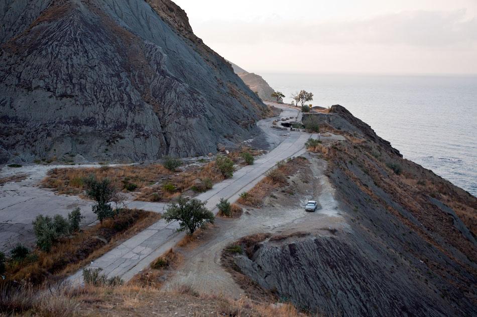 Крым, Орджо - утреннее восхождение на Васюковку (16)