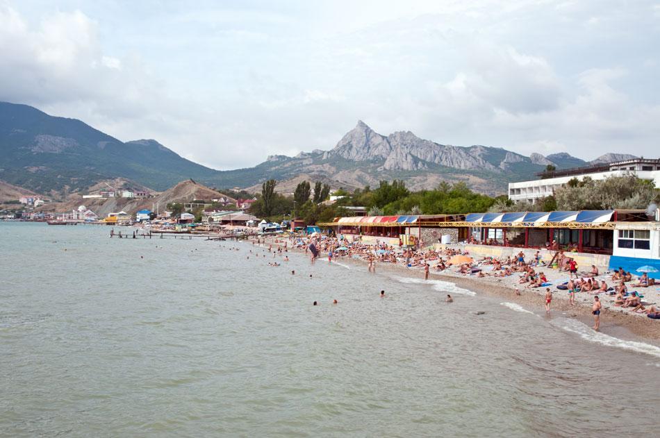 Крым, Коктебель, 2012 (13)