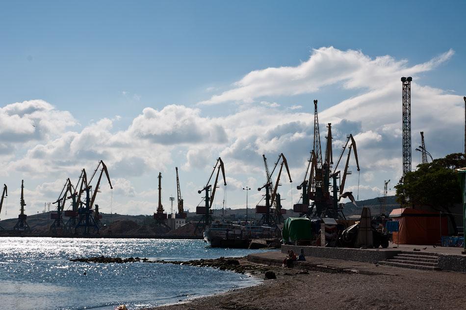 Прогулка по Феодосии (Крым - 2012) (2)
