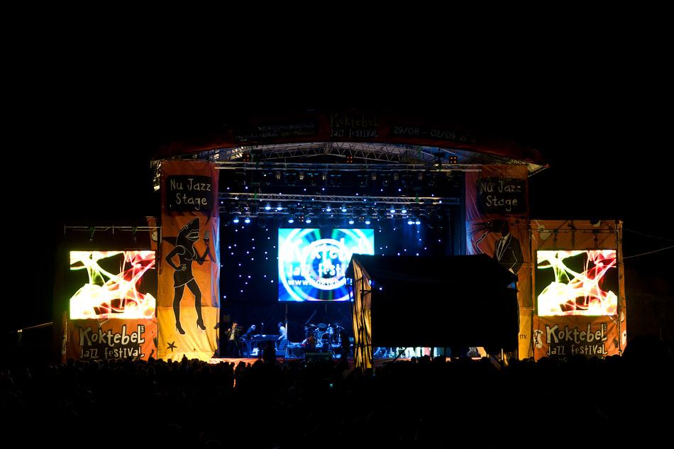 На фестивале «Джаз Коктебель 2012» - 31 августа (1)