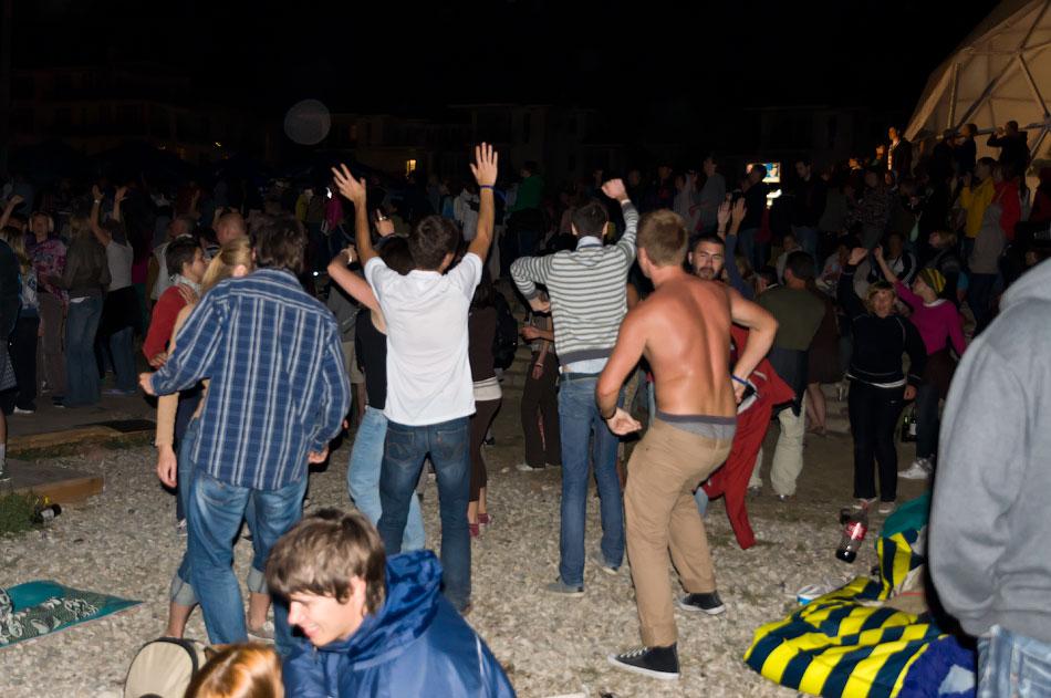 На фестивале «Джаз Коктебель 2012» - 31 августа (12)