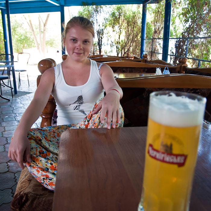 Катерина и черниговское пиво