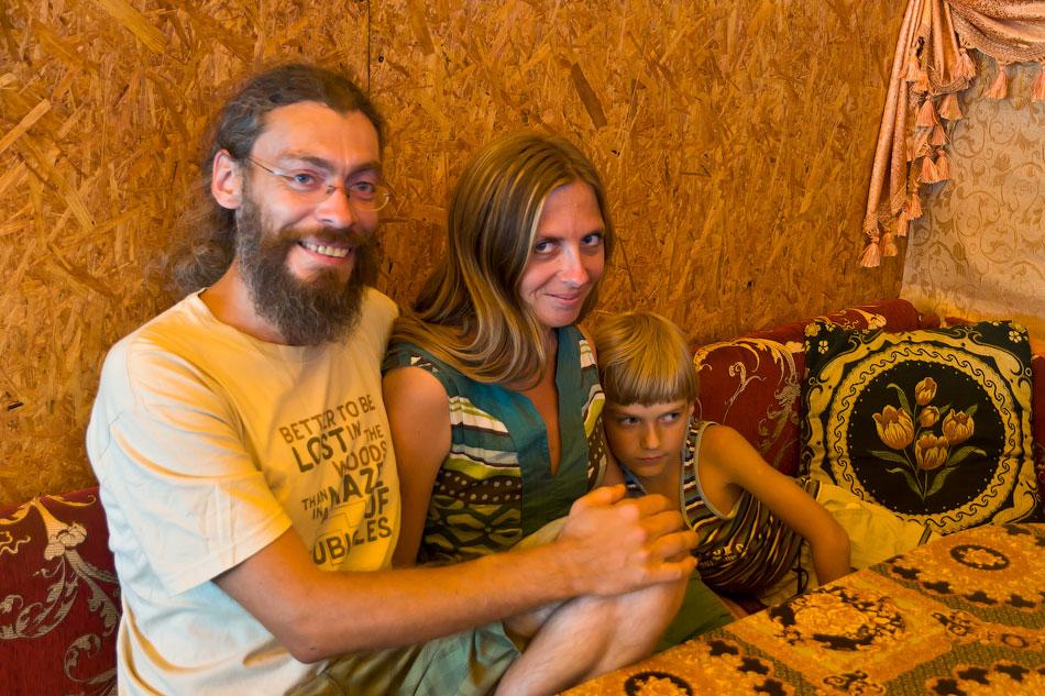 Жители Тирасполя в Крыму (2)