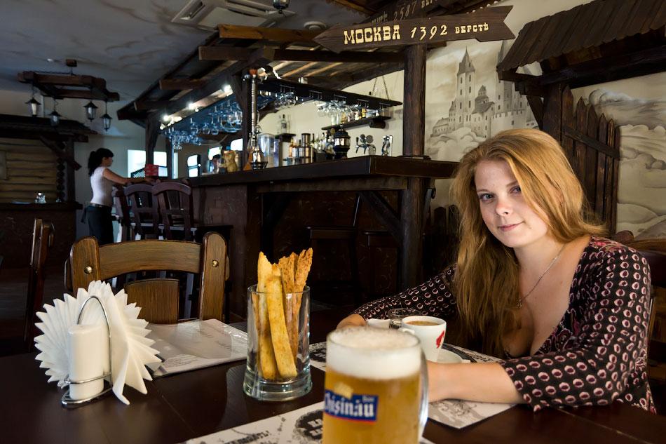 """Ресторан """"Кафе Ларионов"""" (Тирасполь) (1)"""