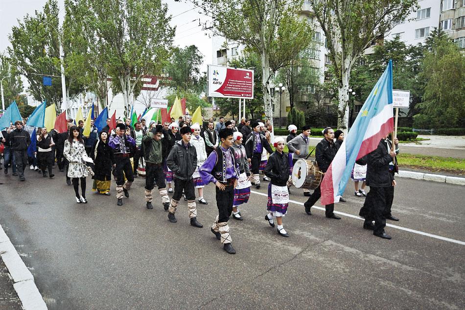 Празднование 220-й годовщины со дня основания Тирасполя (15)