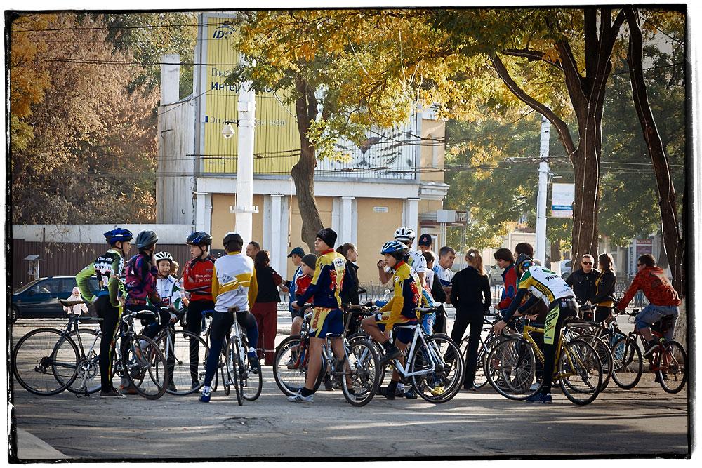 """Велопробег """"Веломарш 2012"""" в Тирасполе (2)"""