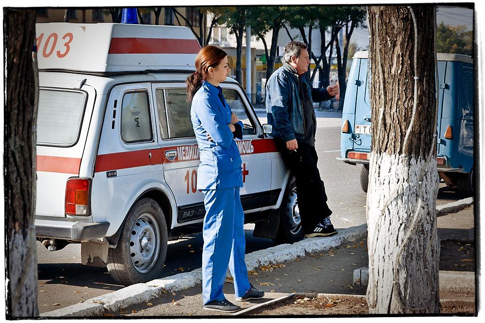 """Велопробег """"Веломарш 2012"""" в Тирасполе (5)"""