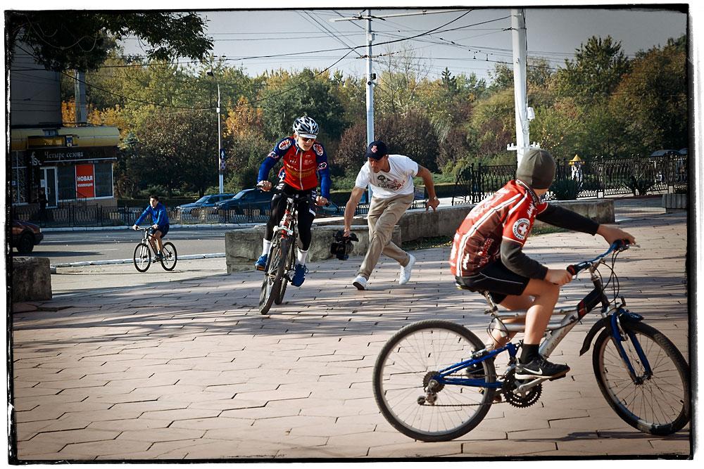 """Велопробег """"Веломарш 2012"""" в Тирасполе (6)"""