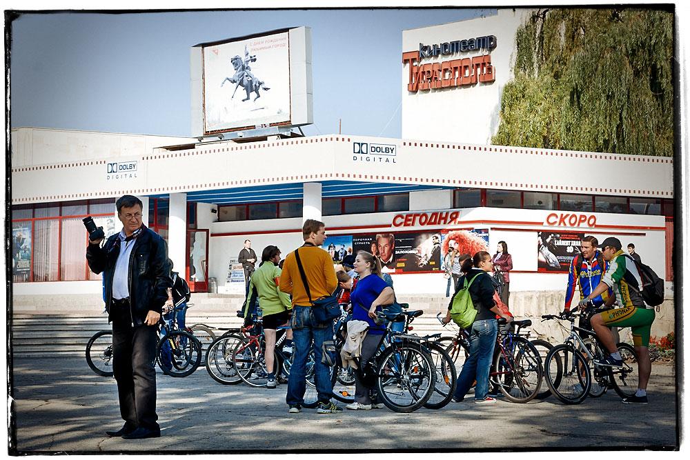 """Велопробег """"Веломарш 2012"""" в Тирасполе (9)"""