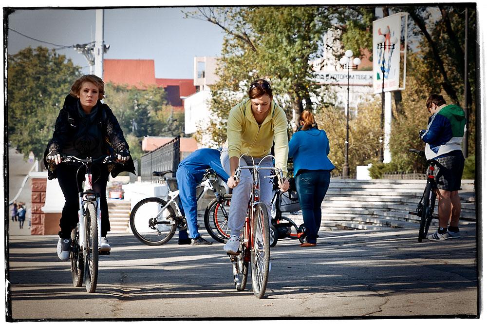 """Велопробег """"Веломарш 2012"""" в Тирасполе (11)"""