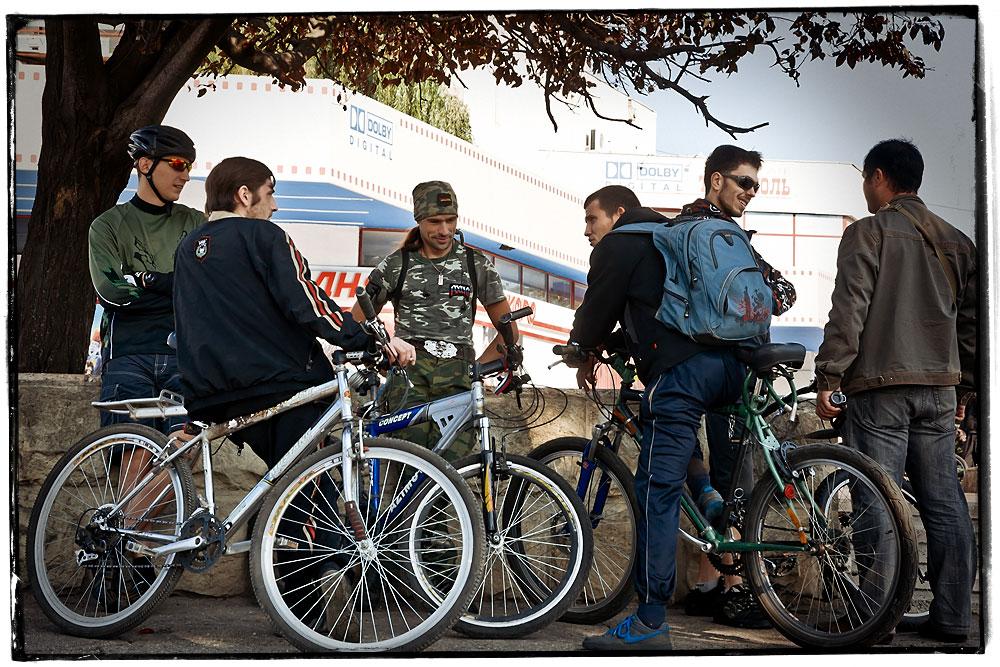 """Велопробег """"Веломарш 2012"""" в Тирасполе (12)"""