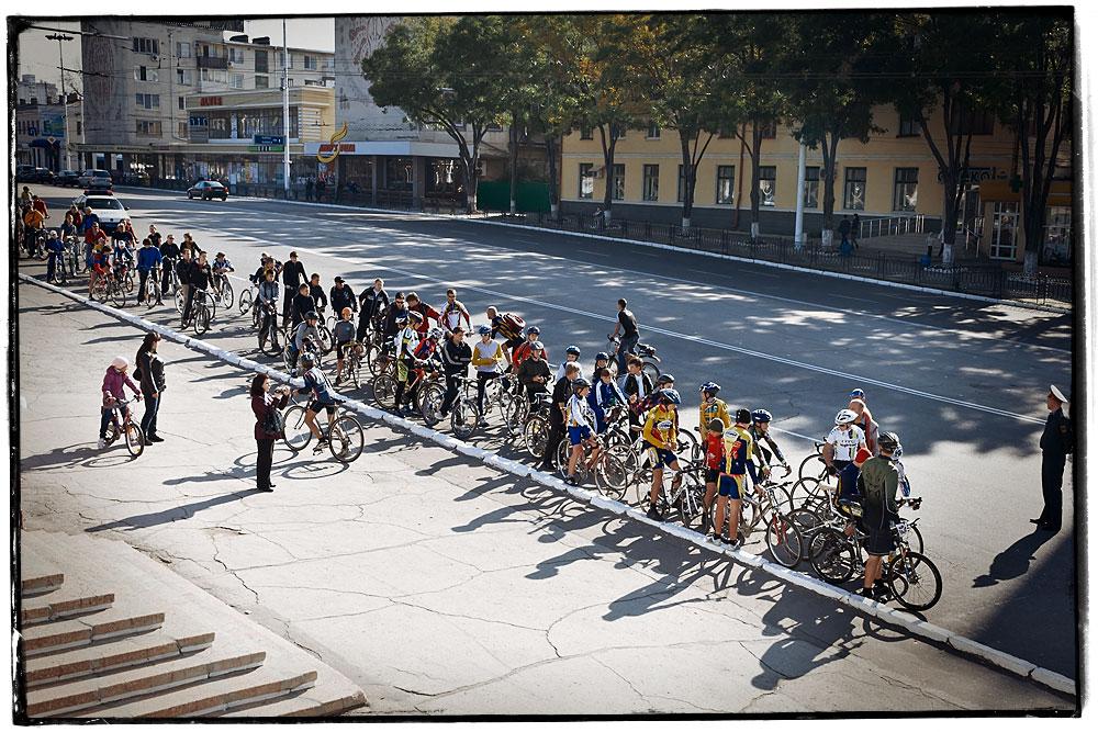 """Велопробег """"Веломарш 2012"""" в Тирасполе (17)"""