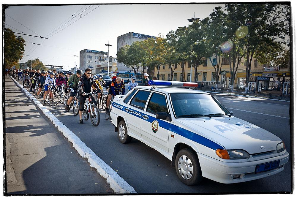 """Велопробег """"Веломарш 2012"""" в Тирасполе (18)"""