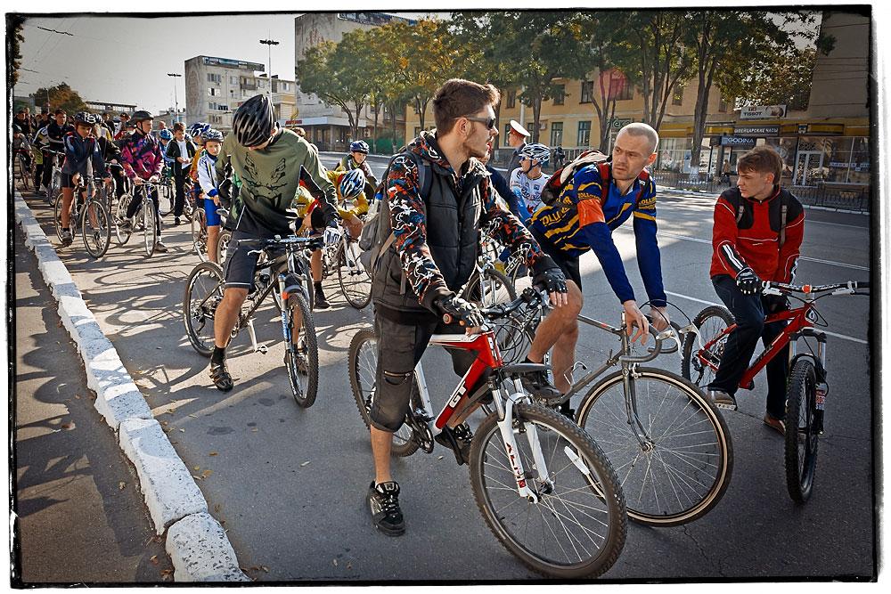 """Велопробег """"Веломарш 2012"""" в Тирасполе (19)"""