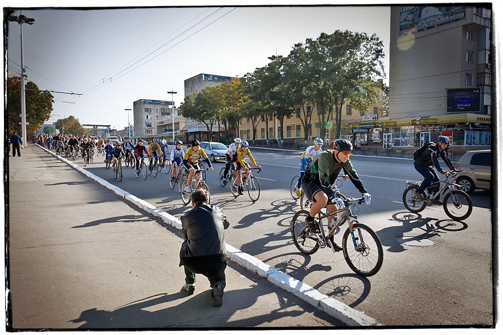 """Велопробег """"Веломарш 2012"""" в Тирасполе (20)"""