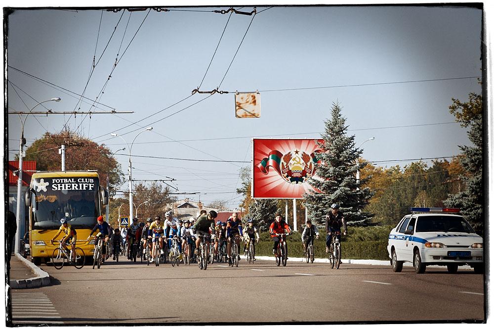 """Велопробег """"Веломарш 2012"""" в Тирасполе (23)"""
