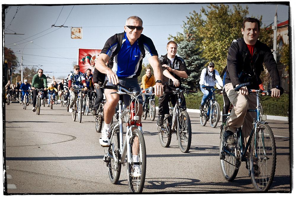 """Велопробег """"Веломарш 2012"""" в Тирасполе (26)"""
