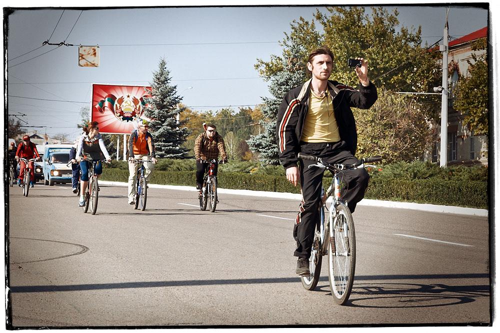 """Велопробег """"Веломарш 2012"""" в Тирасполе (27)"""