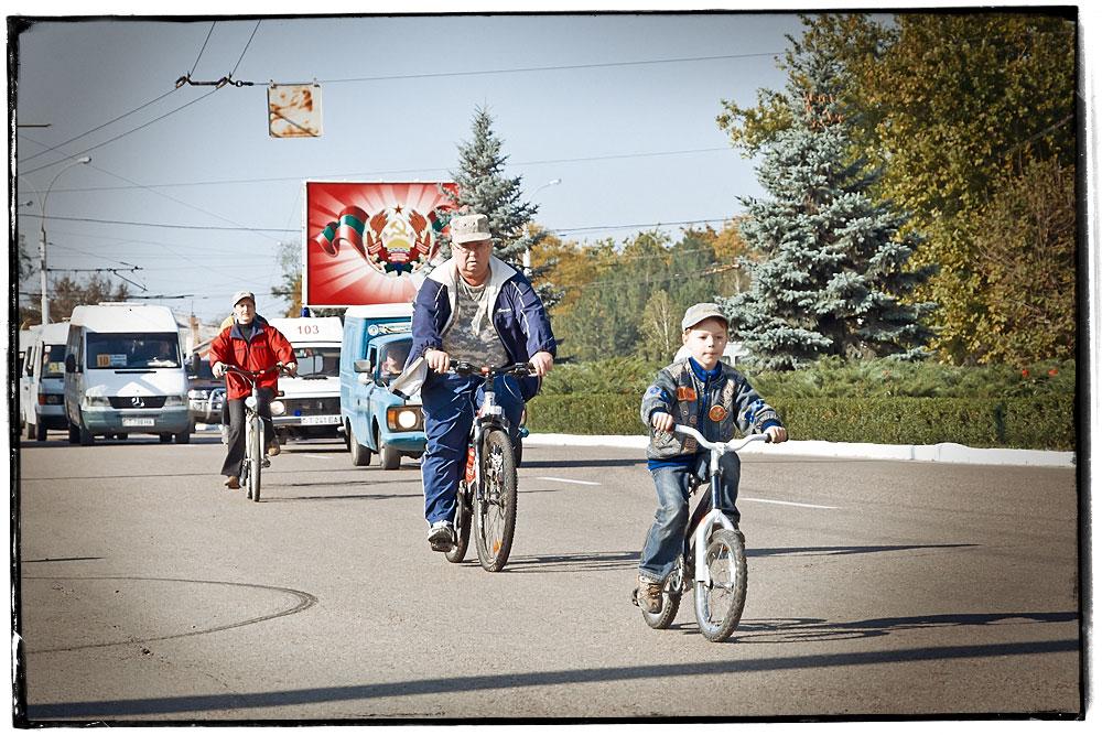"""Велопробег """"Веломарш 2012"""" в Тирасполе (28)"""
