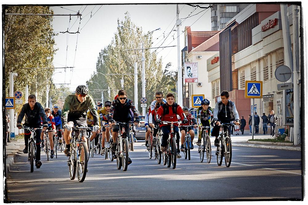 """Велопробег """"Веломарш 2012"""" в Тирасполе (30)"""