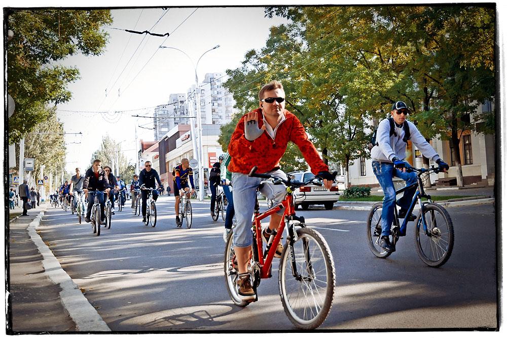 """Велопробег """"Веломарш 2012"""" в Тирасполе (31)"""