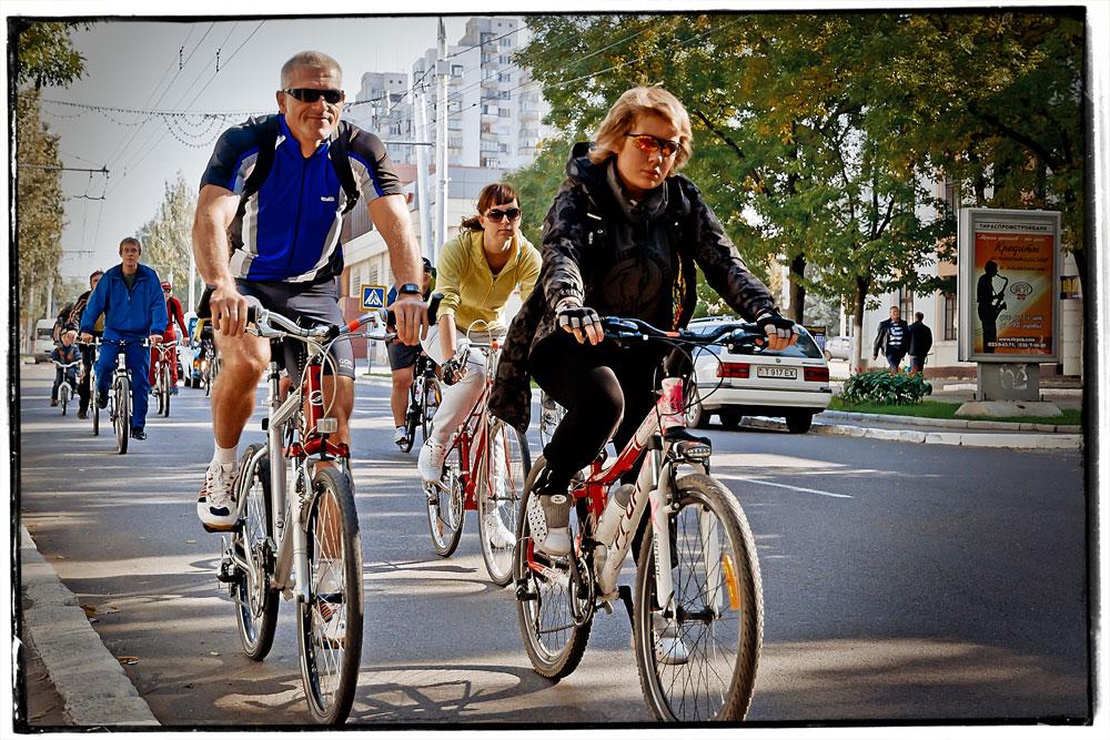"""Велопробег """"Веломарш 2012"""" в Тирасполе (32)"""