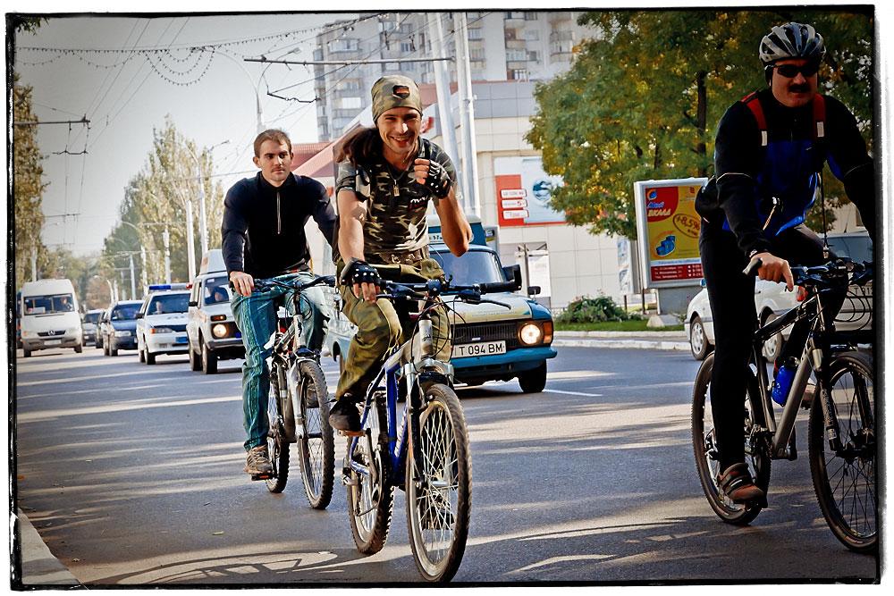"""Велопробег """"Веломарш 2012"""" в Тирасполе (34)"""