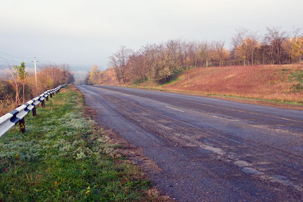 Осеннее путешествие на север Приднестровья (Рыбница - Рашково - Монастырь - Строенцы) (4)