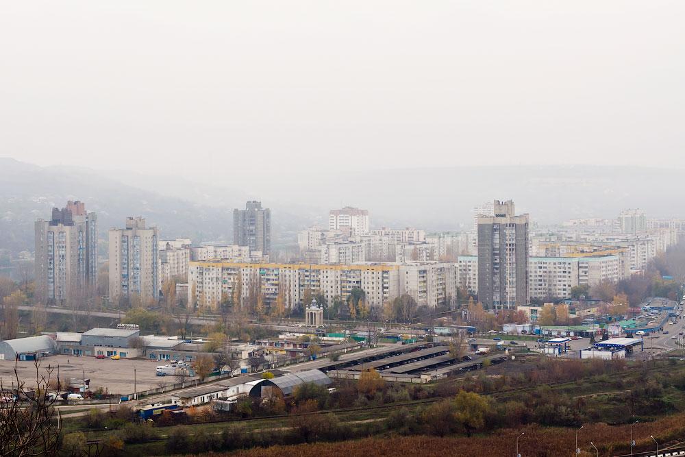 Осеннее путешествие на север Приднестровья (Рыбница - Рашково - Монастырь - Строенцы) (7)