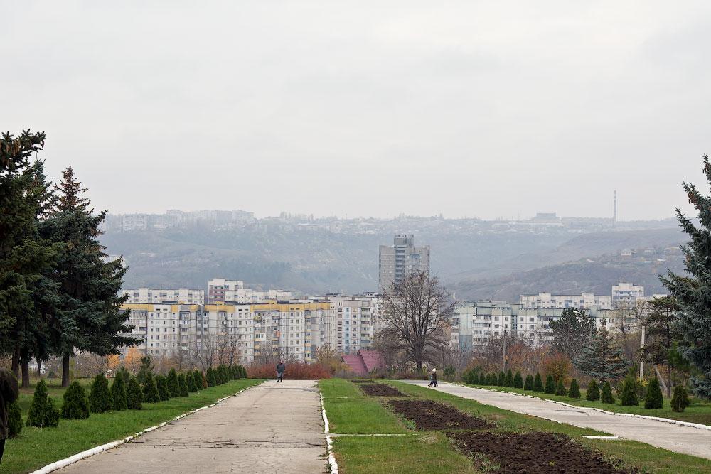 Осеннее путешествие на север Приднестровья (Рыбница - Рашково - Монастырь - Строенцы) (12)