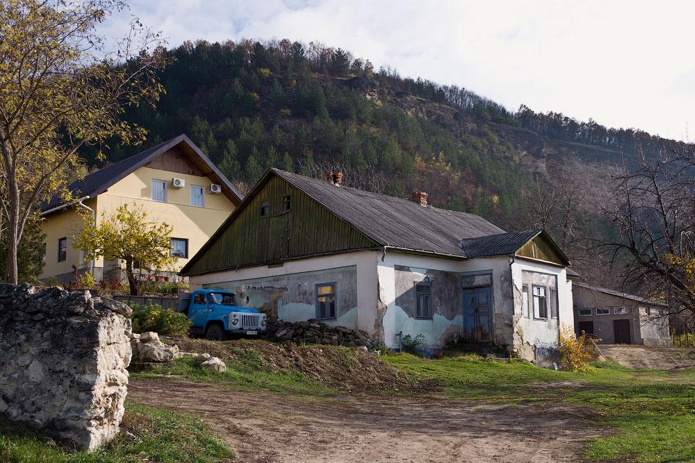 Осеннее путешествие на север Приднестровья (Рыбница - Рашково - Монастырь - Строенцы) (37)