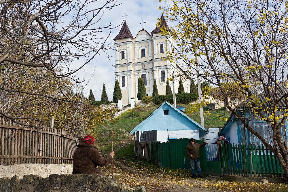Осеннее путешествие на север Приднестровья (Рыбница - Рашково - Монастырь - Строенцы) (39)