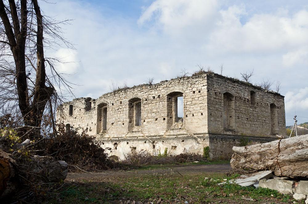 Осеннее путешествие на север Приднестровья (Рыбница - Рашково - Монастырь - Строенцы) (41)