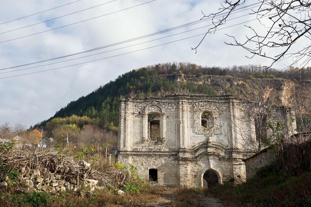 Осеннее путешествие на север Приднестровья (Рыбница - Рашково - Монастырь - Строенцы) (44)