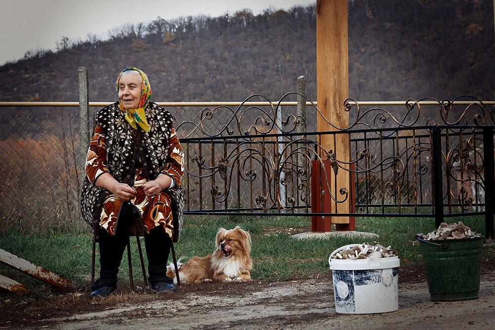 Осеннее путешествие на север Приднестровья (Рыбница - Рашково - Монастырь - Строенцы) (54)