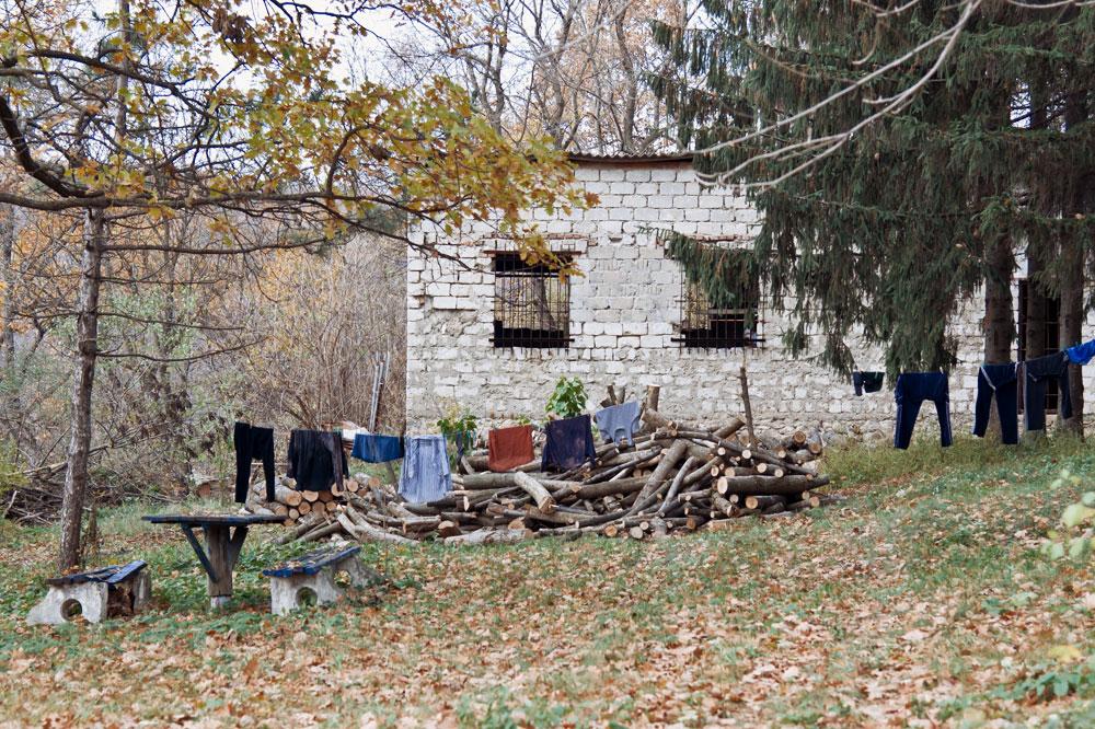 Осеннее путешествие на север Приднестровья (Рыбница - Рашково - Монастырь - Строенцы) (60)