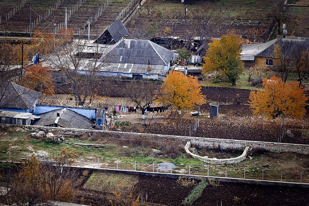 Осеннее путешествие на север Приднестровья (Рыбница - Рашково - Монастырь - Строенцы) (64)
