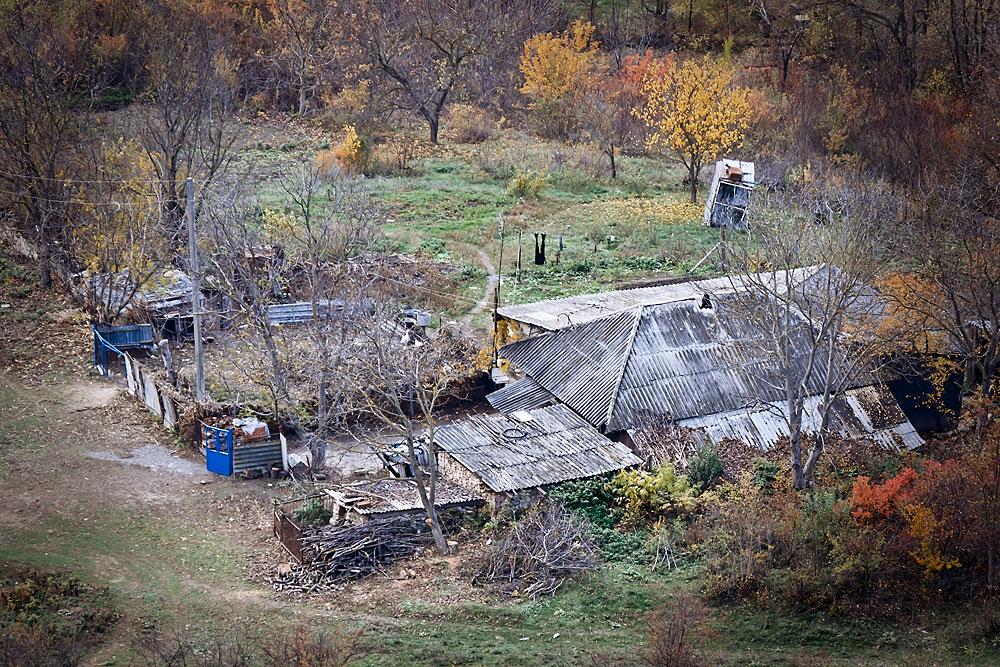 Осеннее путешествие на север Приднестровья (Рыбница - Рашково - Монастырь - Строенцы) (65)