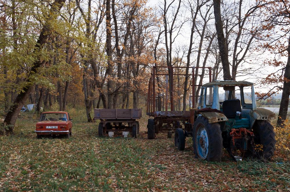 Осеннее путешествие на север Приднестровья (Рыбница - Рашково - Монастырь - Строенцы) (69)