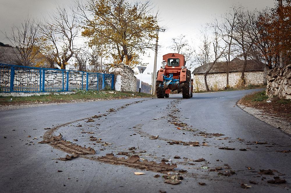 Осеннее путешествие на север Приднестровья (Рыбница - Рашково - Монастырь - Строенцы) (70)