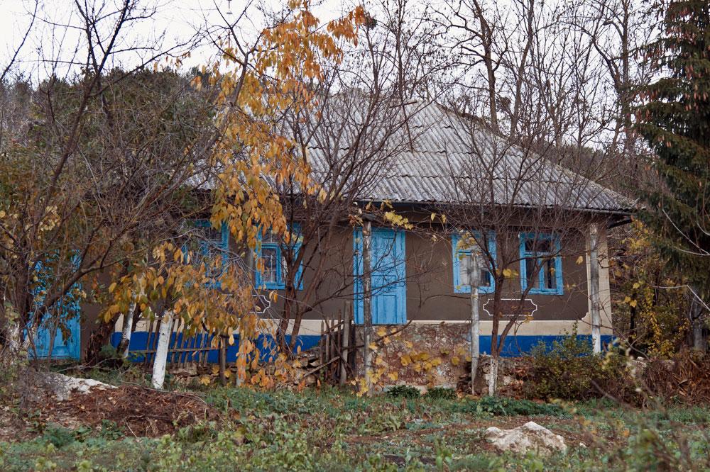 Осеннее путешествие на север Приднестровья (Рыбница - Рашково - Монастырь - Строенцы) (73)