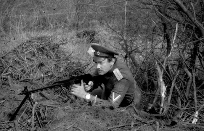 Казаки в Приднестровье - 1992 год (1)