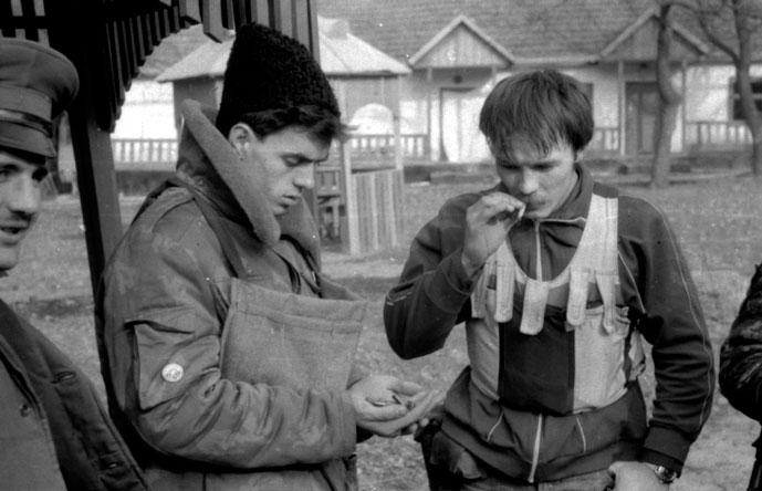 Казаки в Приднестровье - 1992 год (2)