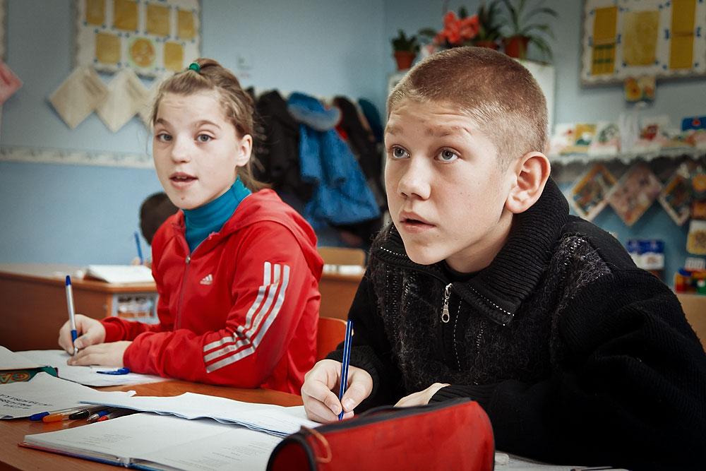 Школа-интернат для детей-сирот и детей, оставшихся без попечения родителей - село Глиное, Слободзейский район, Приднестровье (4)