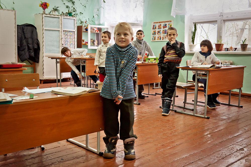 Школа-интернат для детей-сирот и детей, оставшихся без попечения родителей - село Глиное, Слободзейский район, Приднестровье (5)