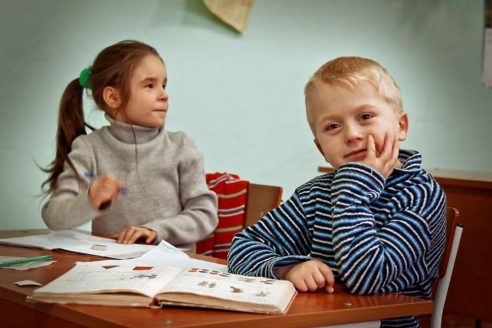 Школа-интернат для детей-сирот и детей, оставшихся без попечения родителей - село Глиное, Слободзейский район, Приднестровье (6)
