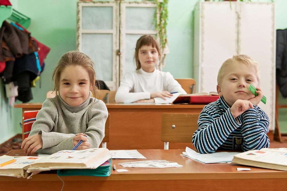 Школа-интернат для детей-сирот и детей, оставшихся без попечения родителей - село Глиное, Слободзейский район, Приднестровье (7)