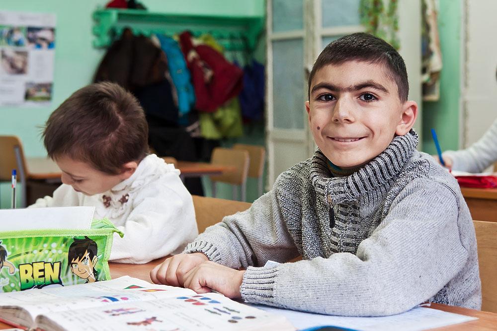 Школа-интернат для детей-сирот и детей, оставшихся без попечения родителей - село Глиное, Слободзейский район, Приднестровье (8)